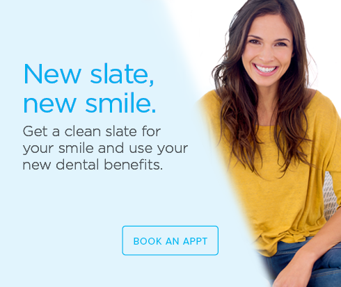 Canyon Pointe Dental Group and Orthodontics - New Year, New Dental Benefits