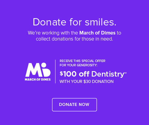 Canyon Pointe Dental Group and Orthodontics - March of Dimes